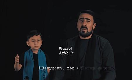 دانلود نوحه ترکی جدید Seyyid Peyman به نام Huseyncan Men Aglaram Sene